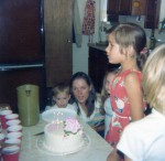 My 8th Birthday, 1977
