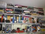 The Beard's Bookshelf