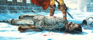 Picture by from The Art of Dragonlance