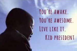 you're awsome