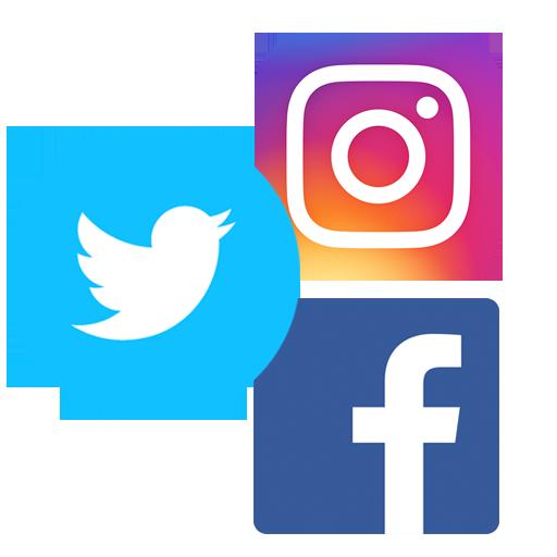Auto Social media