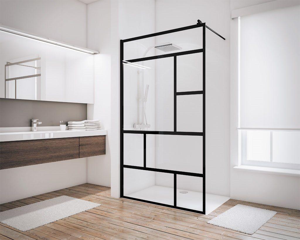 douche l italienne 25 id es pour vous inspirer. Black Bedroom Furniture Sets. Home Design Ideas
