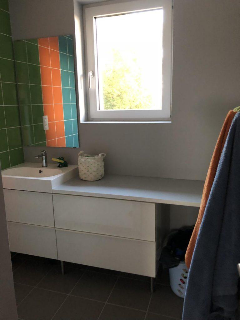 Salle de bain pour enfants