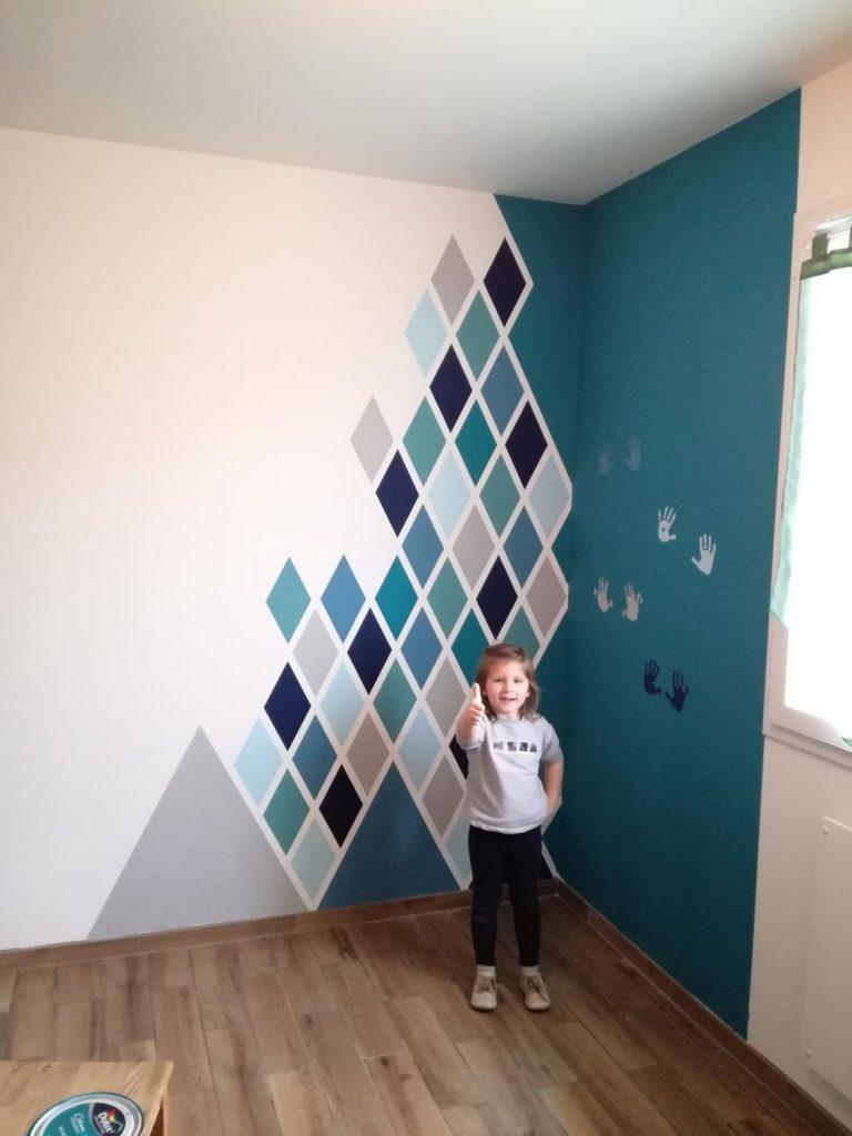 idee-mur-graphique-bleu