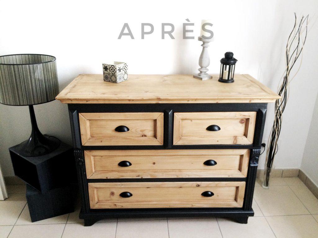 Relooker Meuble Ancien En Moderne top 15 des relookings de meubles vus sur kozikaza - kozikaza