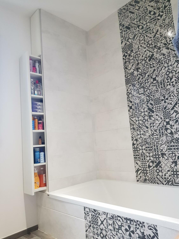 Ajouter Une Étagère Dans Un Placard rangement salle de bain : nos 25 astuces ! - kozikaza