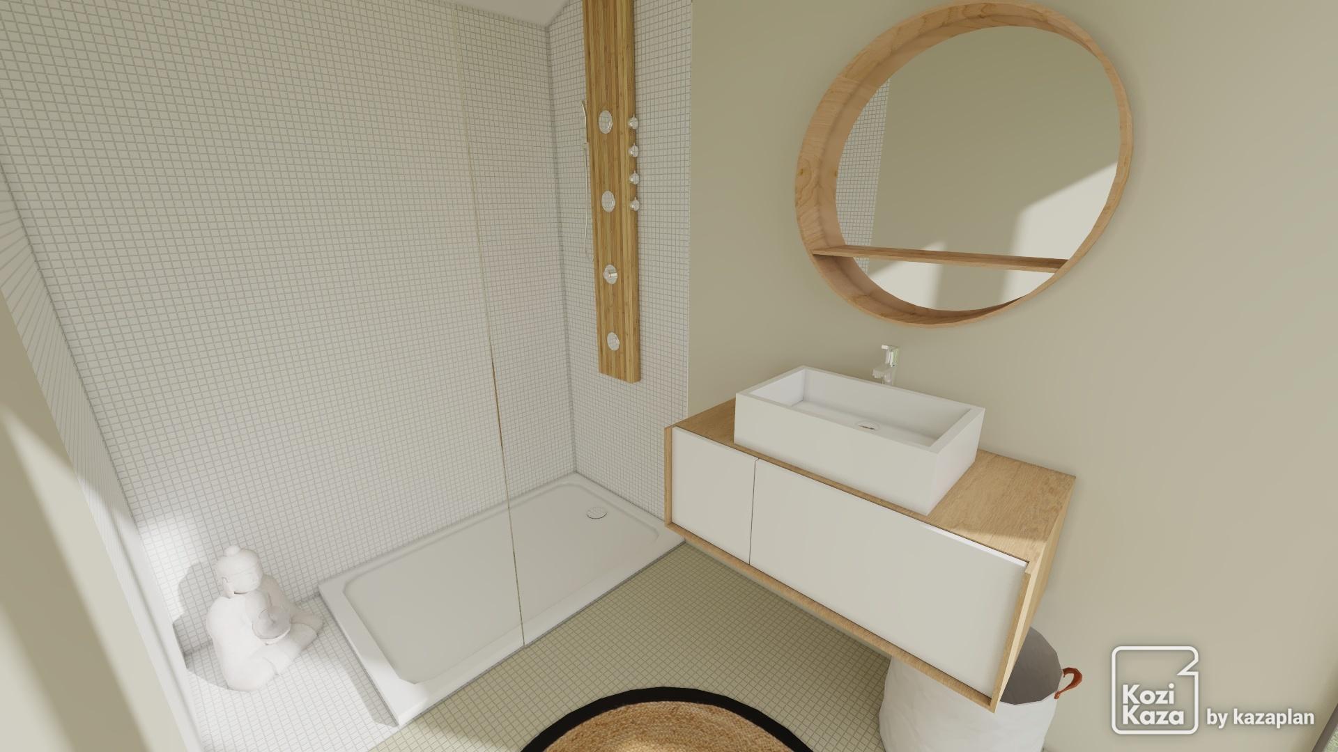 Salle De Bain Zen Nature 30 Idees Pour Vous Inspirer Kozikaza