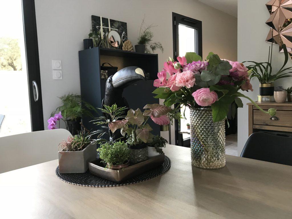 décoration-plantes
