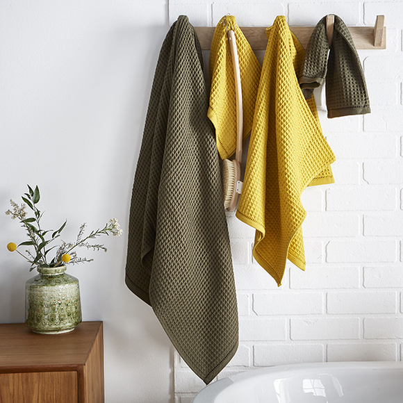 serviette-eponge