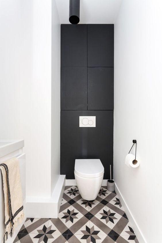 toilettes-rangements-placards-noir-et-blanc