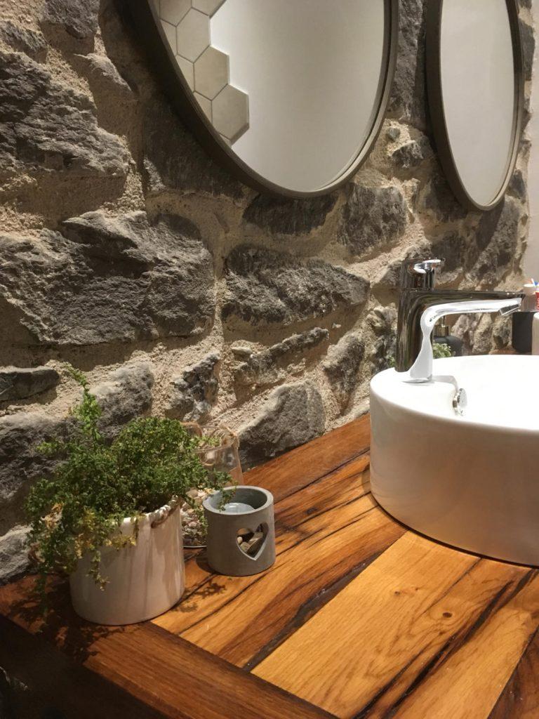 Bois Salle De Bain le bois dans la salle de bain : 30 idées pour vous inspirer