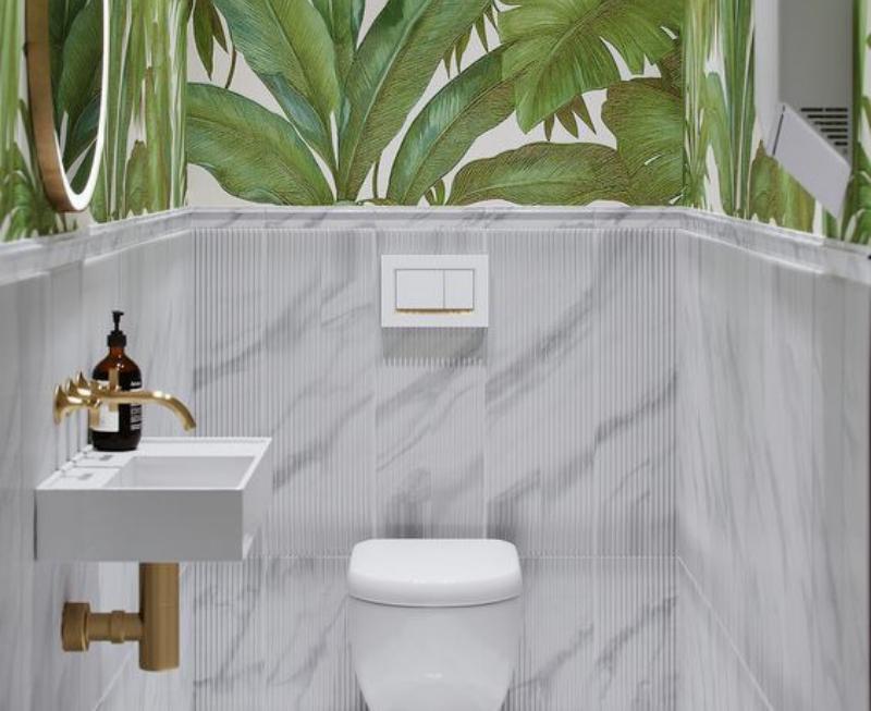 Carrelage de salle de bain : 30 idées pour vous inspirer ! - Kozikaza