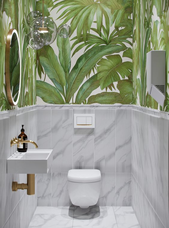 wc-look-jungle-papier-peint-exotique
