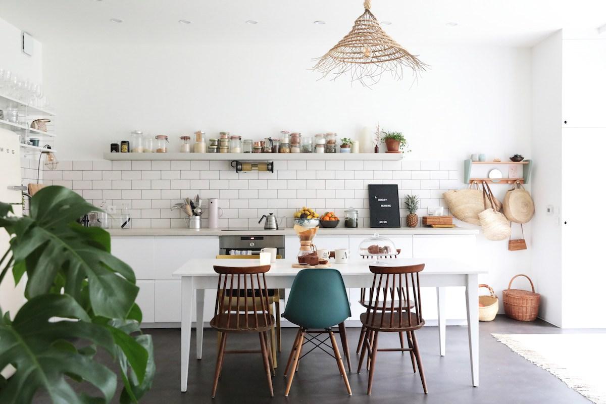 Cuisine tendances 2019 décoration loft au look scandinave