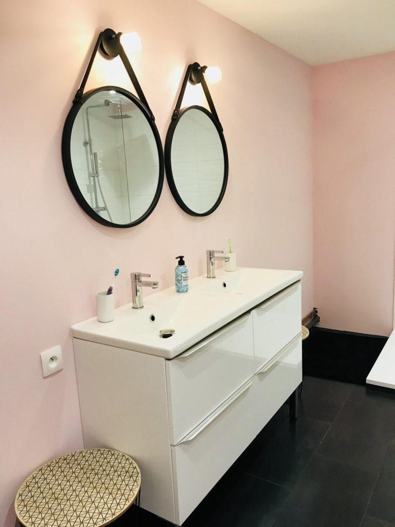 Salle de bains : les 10 couleurs tendances de 2019 ! - Kozikaza
