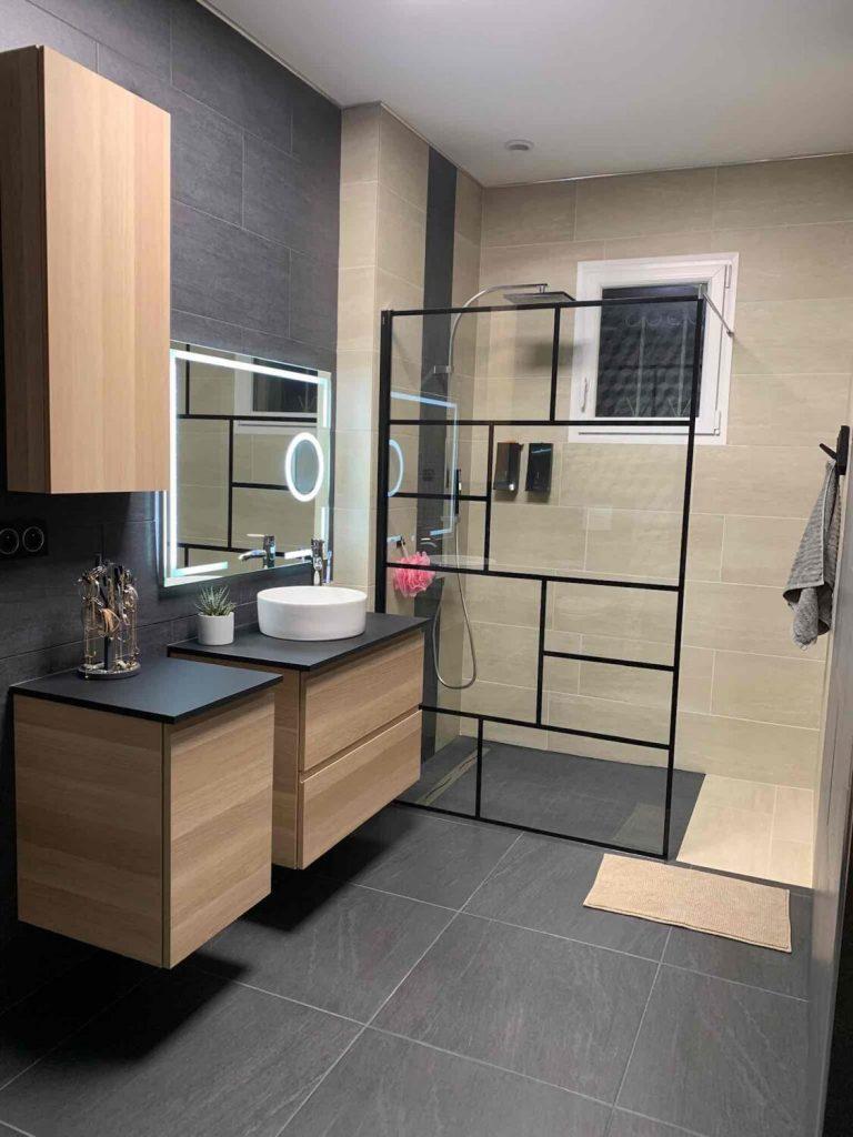 Salle De Bain Industrielle 15 salles de bains design pour vous inspirer ! - kozikaza