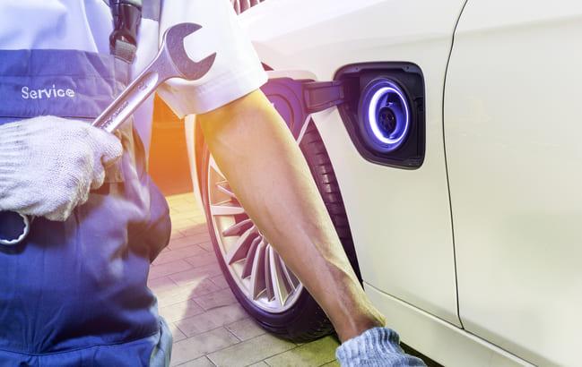 Averías típicas y mantenimiento del motor eléctrico coche