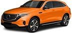 Mercedes-Benz EQC - mejores SUV eléctricos