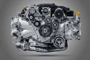 Cómo funciona el motor de combustión interna de un automóvil