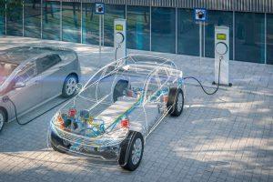 Motor eléctrico coche: Funcionamiento, tipos y partes