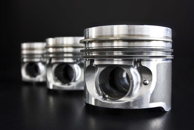 Qué son los pistones de un motor