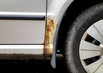 Coche oxidado: cómo arreglar