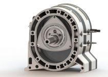 Cómo funciona el motor rotativo