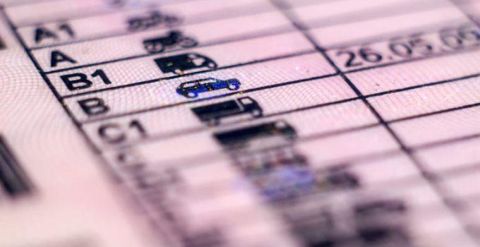 Tipos de carnet de conducir en España