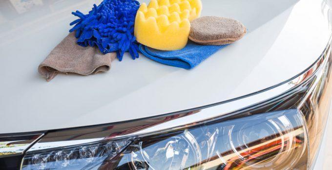 Cómo lavar el auto para no rayarlo