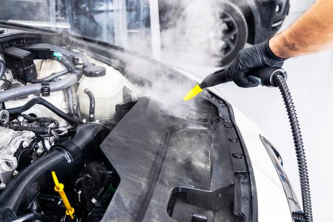 Método de limpieza a fondo del motor