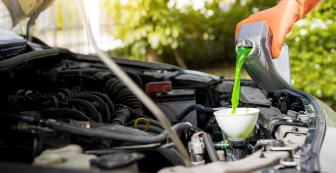 Anticongelante (líquido refrigerante): função, diferenças e conselhos