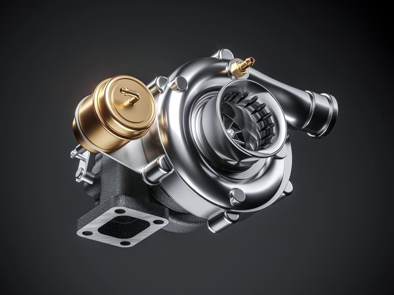 Estes mesmos truques consistem em componentes tais como turbos, compressores