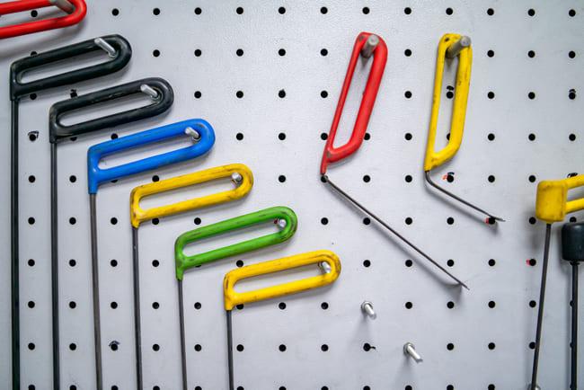 Lommon oikaisu työkalu