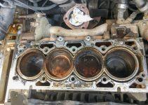 Miksi moottori nakuttaa