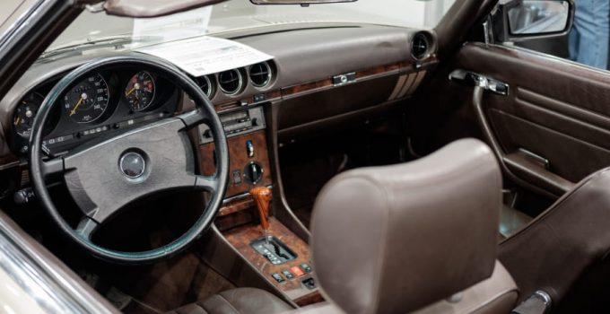 Mercedes 722.4 (W4A020) versnellingsbak: opvallende kenmerken & technische eigenschappen