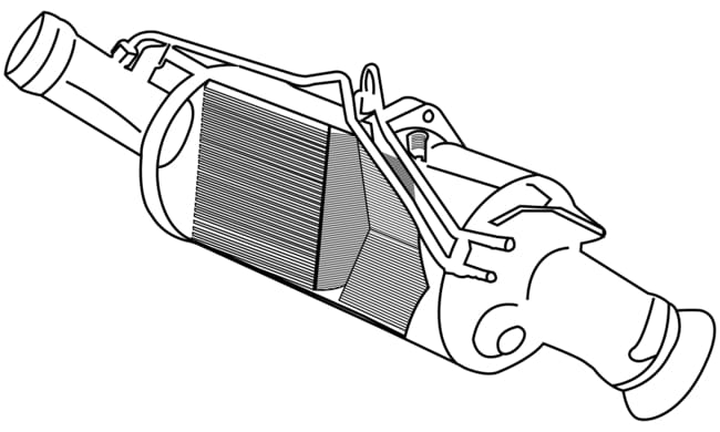 Waarom een roetfilter DPF