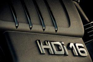 Hvad er HDi, e-HDi, BlueHDi? Motorydelsesegenskaber
