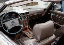 Mercedes 722.4 (W4A020) Gearkasse: Kendetegn og tekniske karakteristika