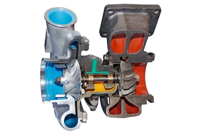 Come funziona un turbocompressore