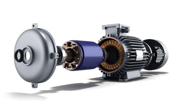 Il motore elettrico moderno, com'è fatto