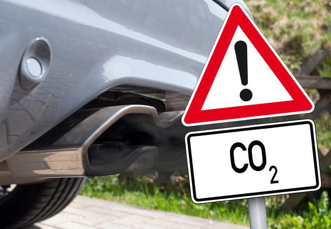abbassare le emissioni di CO2