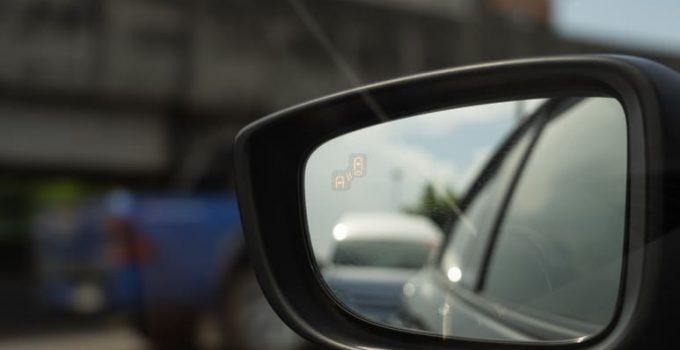 Cos'è l'angolo cieco in auto