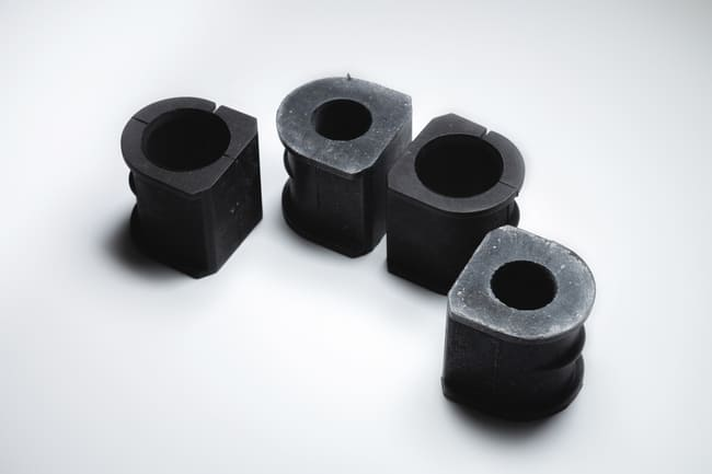 boccole di collegamento tra barra e telaio