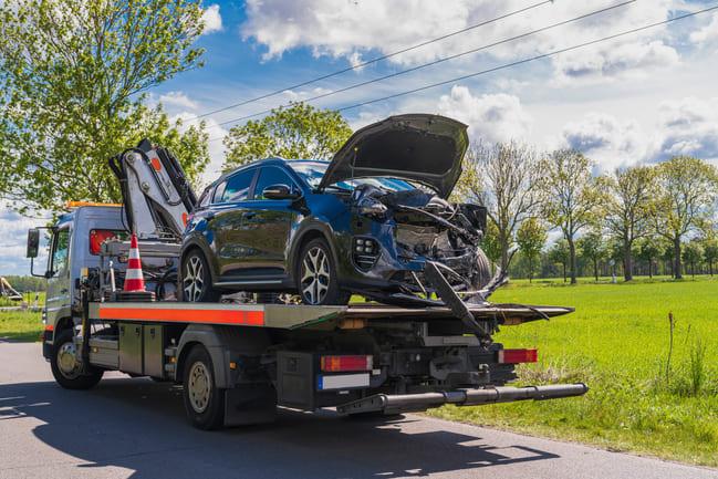 Demolizione auto: procedura amministrativa