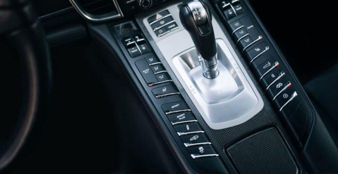 Porsche Doppelkupplung (PDK) växellåda: tydliga funktioner & tekniska egenskaper