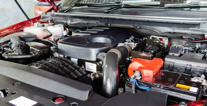 TDCi: Ford dieselmotorer med Common Rail-bränsleinsprutningssystem