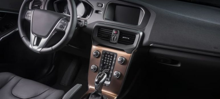 Geartronic — gear boxes for Volvo cars