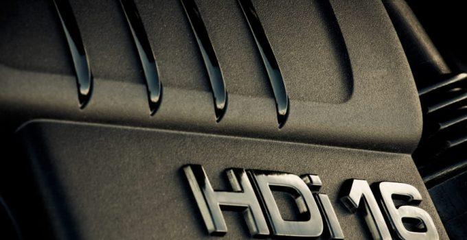 What is HDi, e-HDi, BlueHDi? Engine performance characteristics