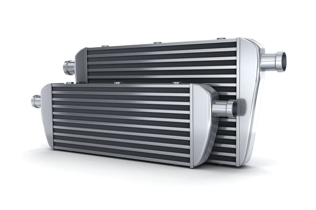 What is a turbo intercooler