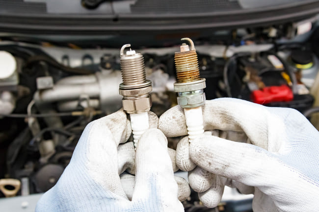 How often should I change my spark plugs